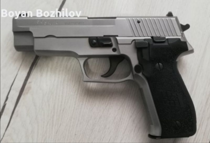 Пистолет SIG SAUER P226 SL 9x19