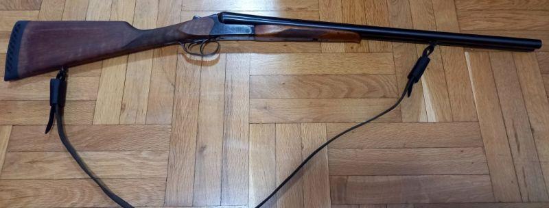 Ловна Пушка ИЖ-43 (СССР)